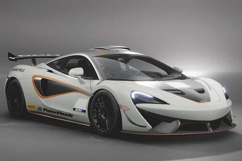 ¡Filtrado! McLaren 620R: Inspiración en la competición para la punta de lanza de la Sports Series