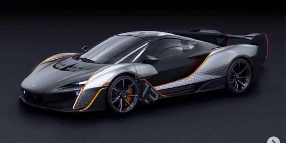 ¡Filtrado! Así es el McLaren BC-03 inspirado en el Vision GT: De los videojuegos a la realidad