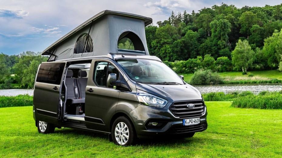 Ford Flexibus 2019: Furgoneta a diario y camper los fines de semana