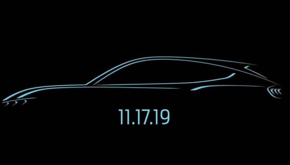 Ford anuncia la llegada de un SUV inspirado en el diseño del Mustang