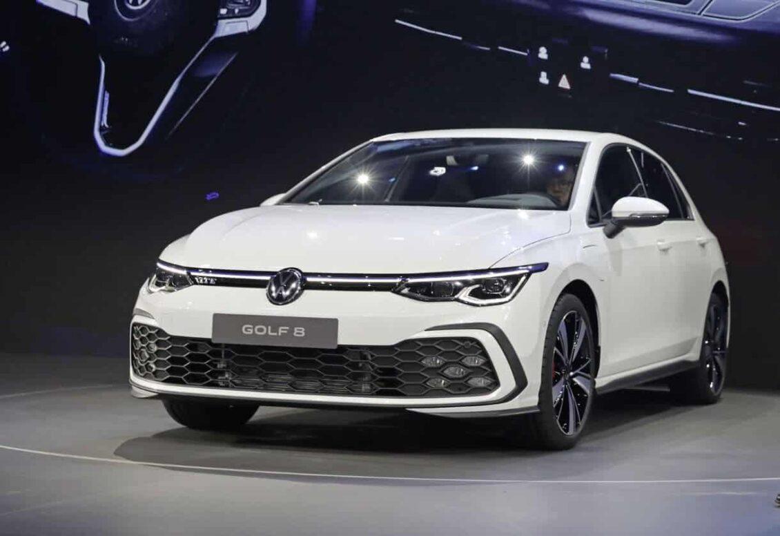 Así luce el nuevo Volkswagen Golf al natural: Todas las imágenes oficiales