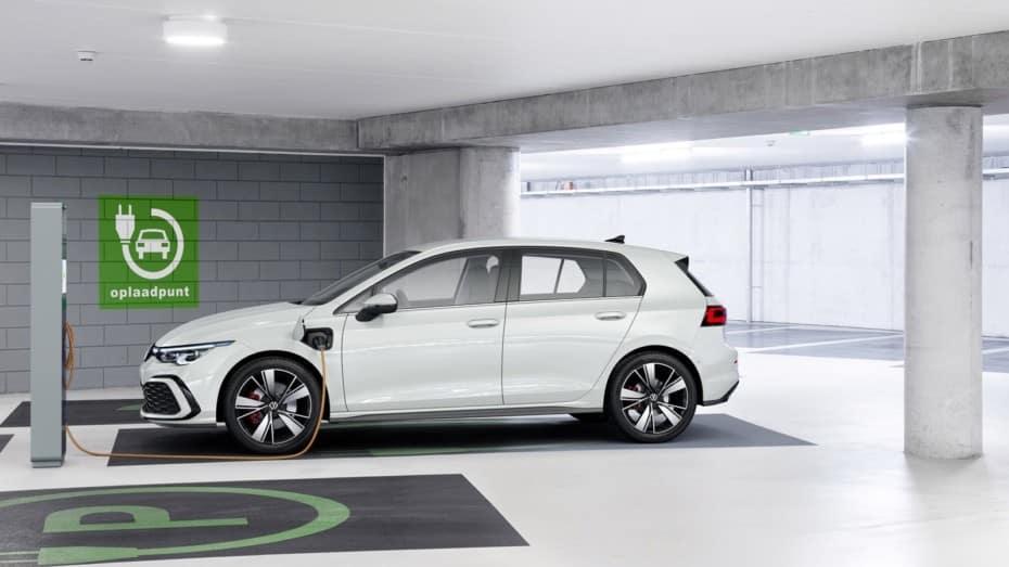 ¡Oficial!: Así es el nuevo Volkswagen Golf GTE de 245 CV