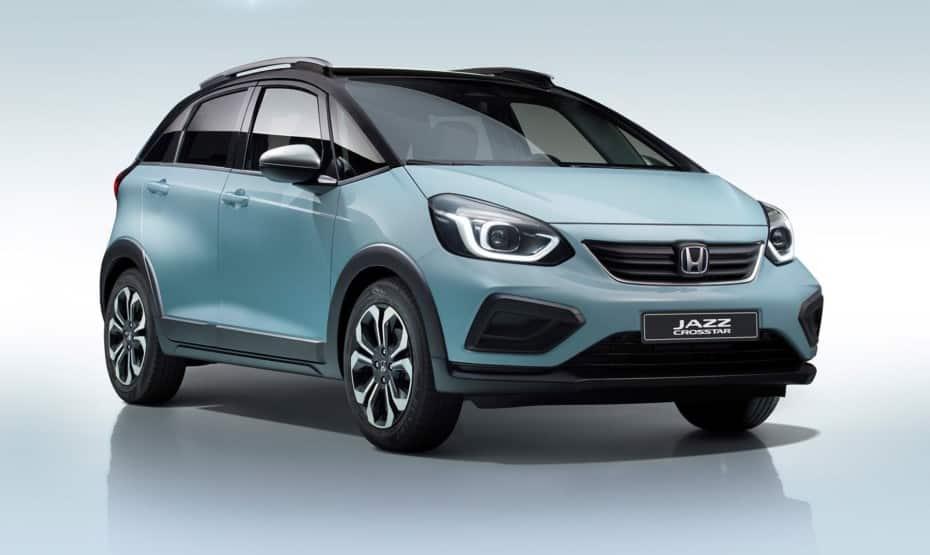 El nuevo Honda Jazz llegará en verano a Europa