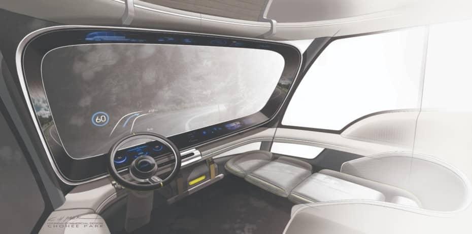 ¡Atento camionero!: Hyundai nos muestra un anticipo de lo que tiene entre manos…
