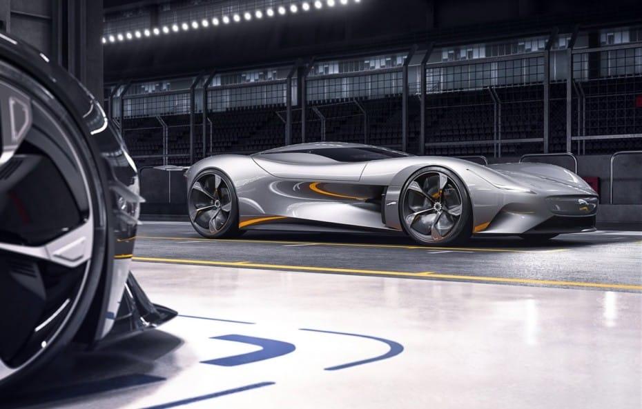 Jaguar Vision Gran Turismo Coupé: Podrás descargarlo a finales de Noviembre