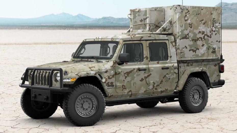 Con estas propuestas Jeep quiere volver a tener presencia en el ejército de los Estados Unidos