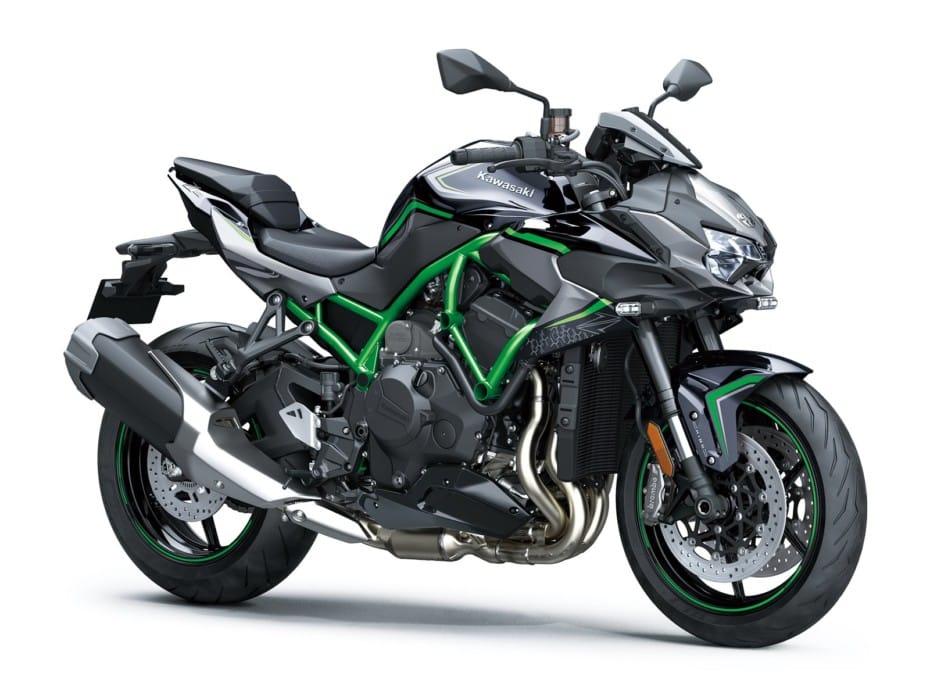 Kawasaki Z H2: Abanderando el segmento naked con 998 cc, 200 CV y sobrealimentación