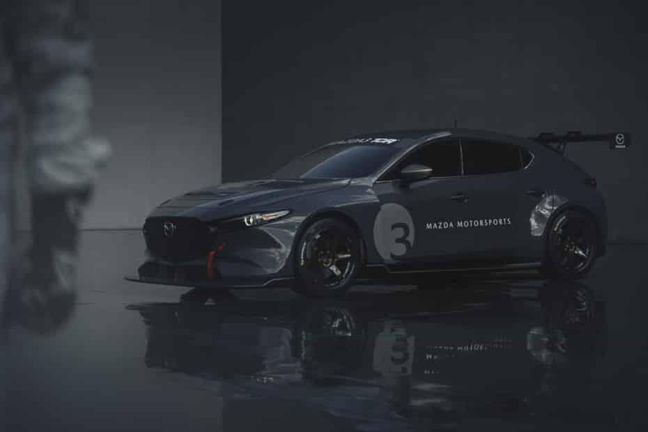 Adiós definitivo al salvaje Mazda3 TCR: Ya no veremos este 4 cilindros turbo con 350 CV