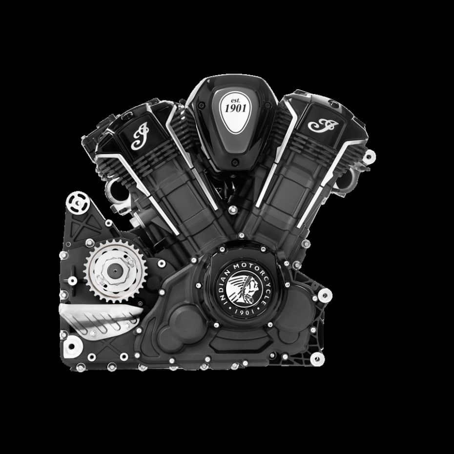 Así es el Indian PowerPlus: El motor más potente de la compañía hasta la fecha
