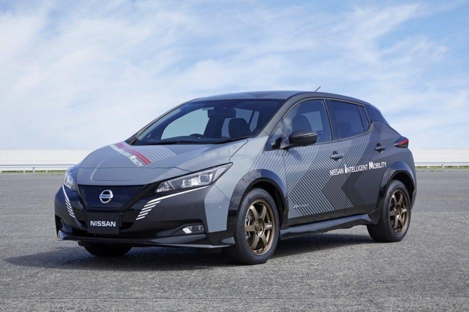 ¿Un Nissan LEAF e+ de 304 CV?: Las posibilidades de los eléctricos…