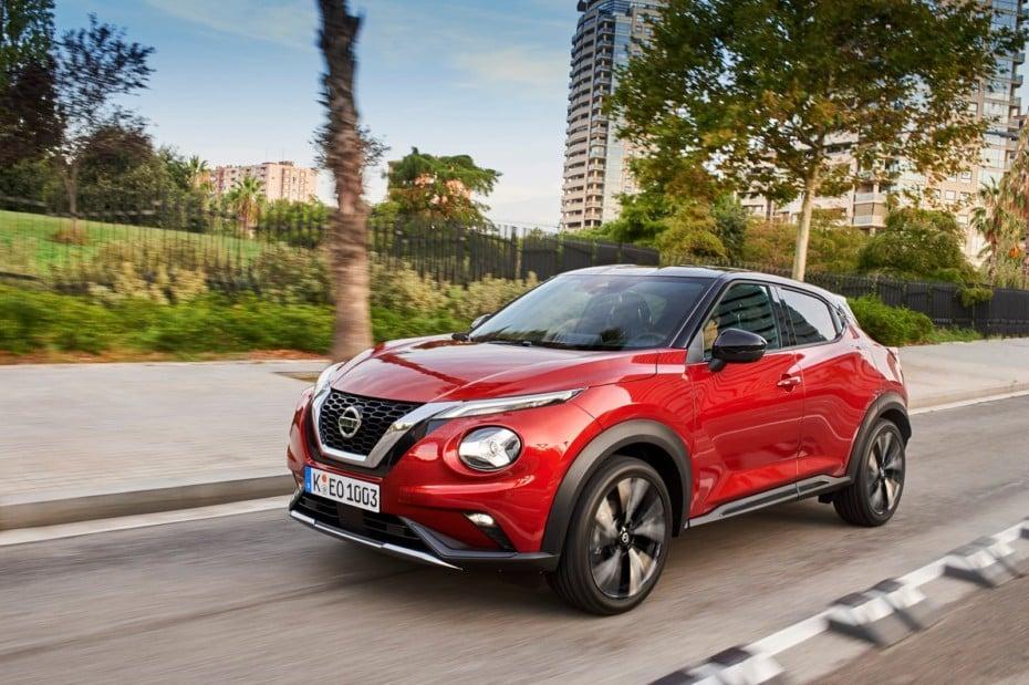 Nuevas imágenes del Nissan Juke 2020: Posibilidades infinitas de personalización