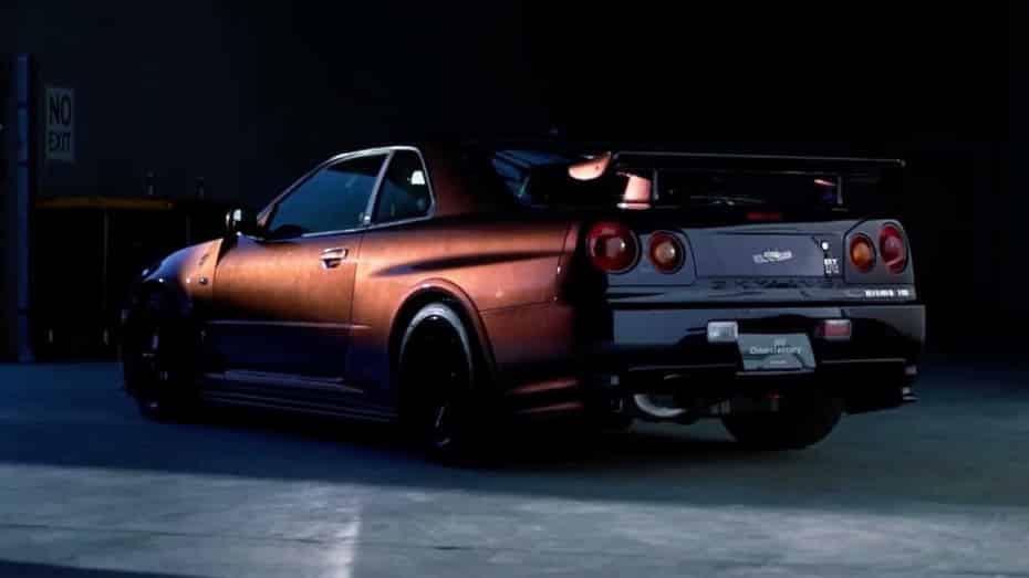 Este Nissan Skyline GT-R R34 Z-Tune es uno de los más deseados y caros del mundo