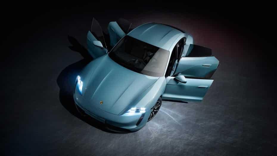 Conoce las características del nuevo Porsche Taycan
