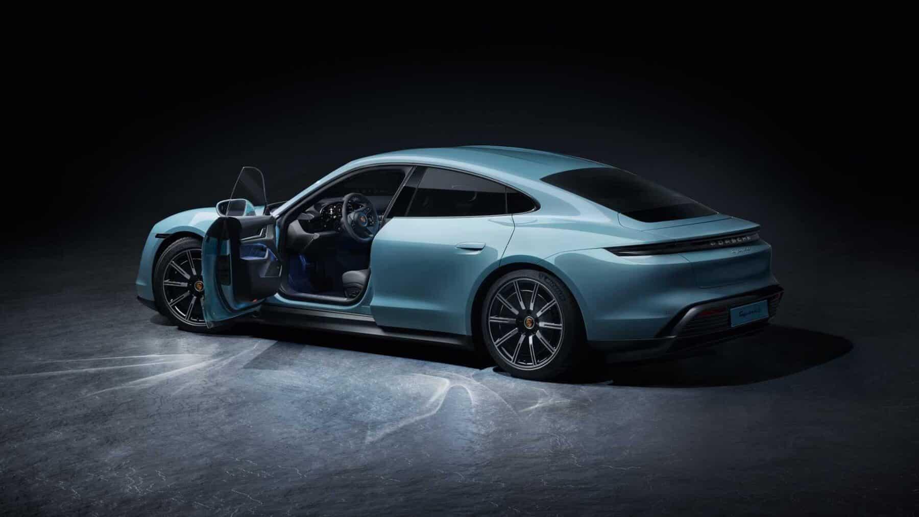 Próximo Porsche Macan será 100% eléctrico y tendrá mucho del Taycan