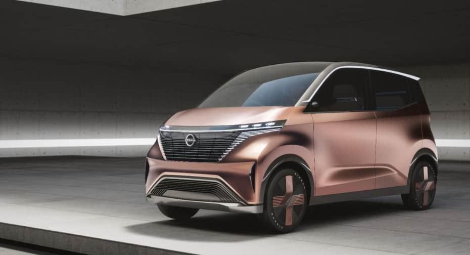 Nissan IMk: Este prototipo eléctrico adelanta el nuevo ADN de Nissan