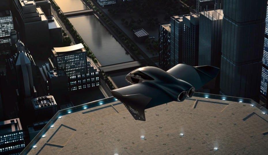 Así es la alianza entre Porsche y Boeing para el desarrollo de la movilidad aérea urbana