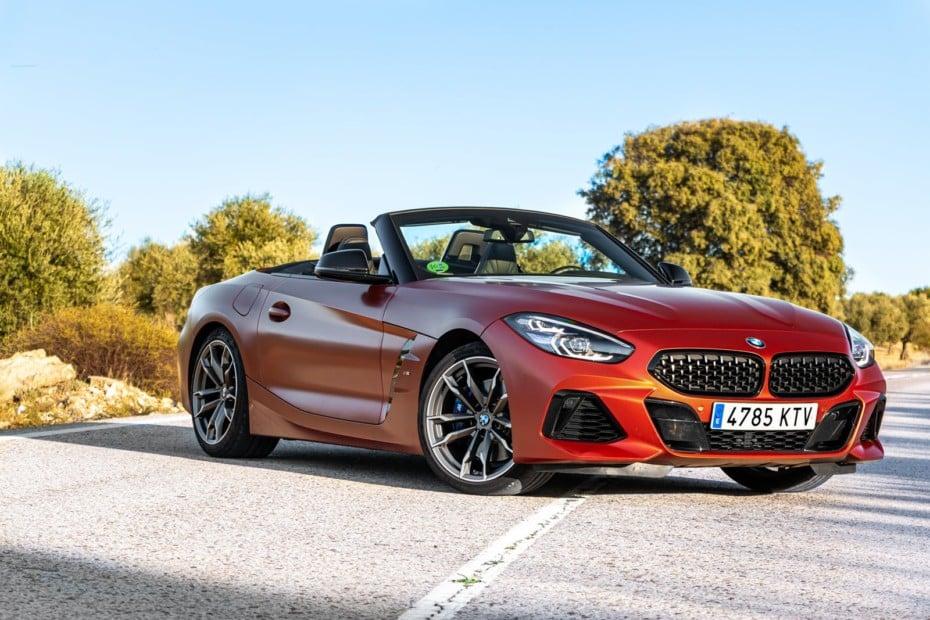 Prueba BMW Z4 M40i 340 CV Steptronic 2019: ¿A la tercera va la vencida?
