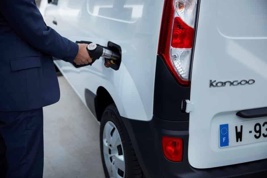 Renault pone precio al hidrógeno: Kangoo Z.E. Hydrogen desde 48.300 € + impuestos