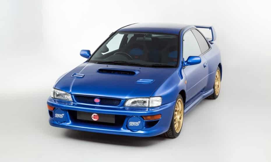 Joya a la venta: Este Subaru Impreza22B STi lleno de piezas heredadas del WRC puede ser tuyo