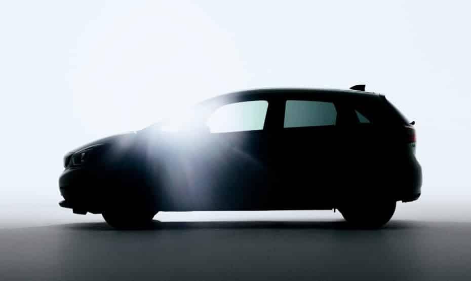 Primeros detalles de la nueva generación del Honda Jazz: Llegará con un bloque híbrido