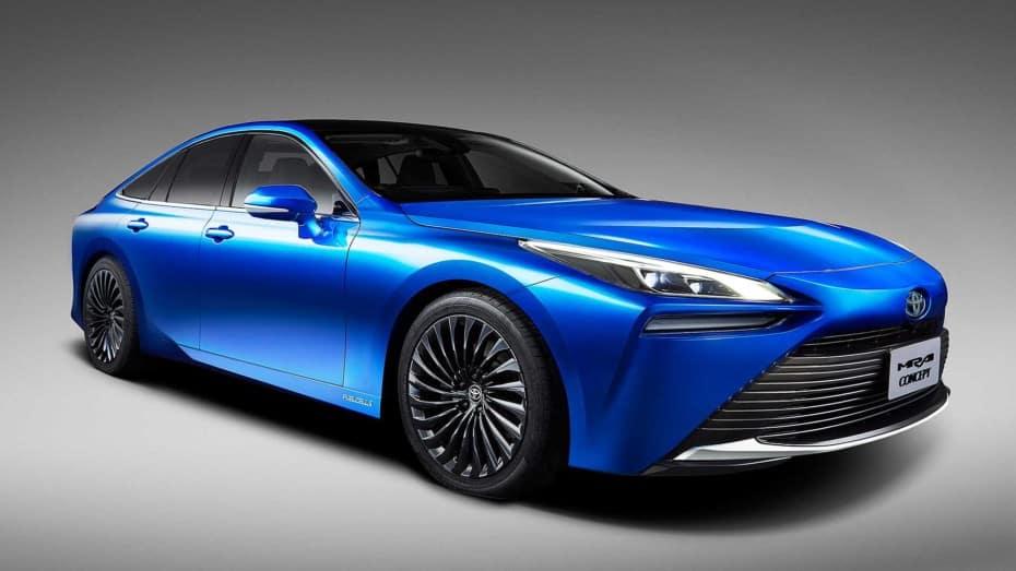Toyota Mirai Concept | Información general