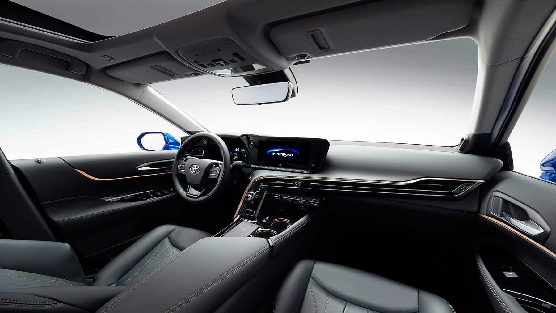 Toyota Mirai Concept, así será la nueva era del hidrógeno