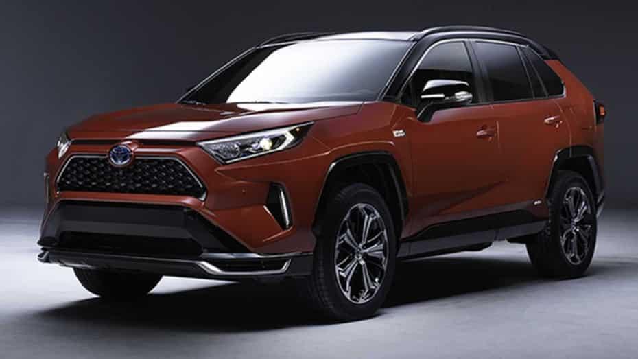 El Toyota RAV4 PHEV de 306 CV que llegará a Europa en 2021 ya tiene precio en Japón