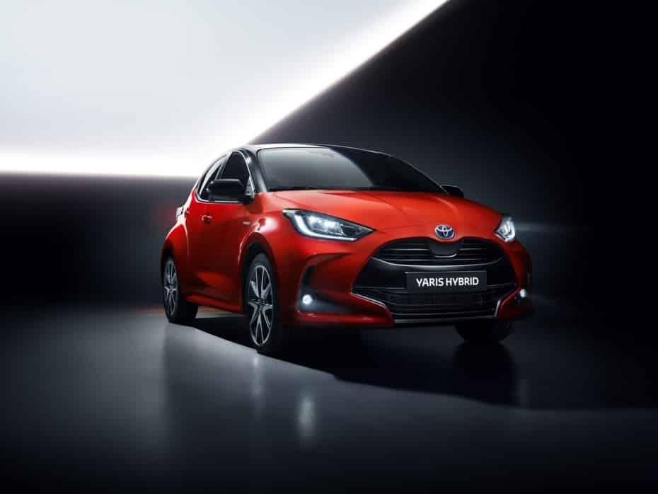 Nuevo Toyota Yaris 2020: Más seguro, más amplio, más atractivo y con nuevo motor híbrido