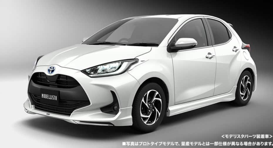 El nuevo Toyota Yaris recibe la puesta a punto de Modellista: Curiosamente discreto