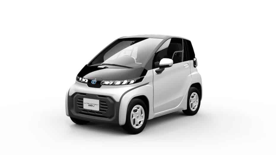 Toyota BEV Ultra-Compacto 2019: Un adorable eléctrico urbano listo para la producción