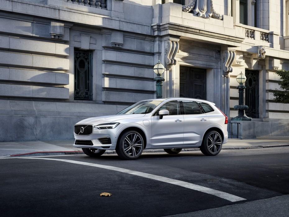 Volvo desarrollará con Geely motores híbridos y de combustión para centrarse en los eléctricos