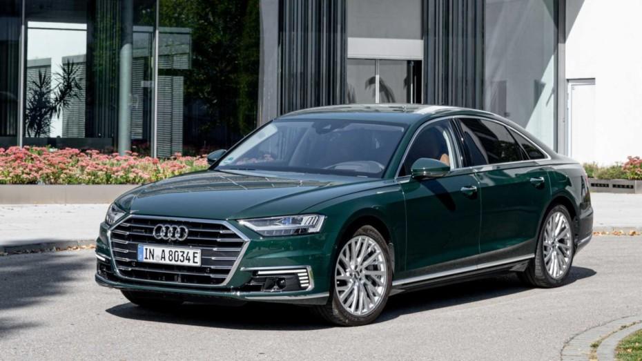 Nuevo Audi A8L 60 TFSI e: Otro PHEV para la firma alemana