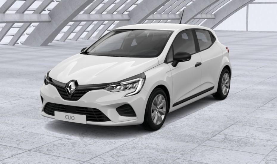 Novedades en la gama Renault Clio V