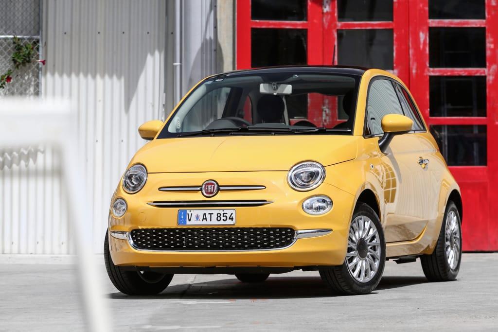 Fiat 500 8.701 €
