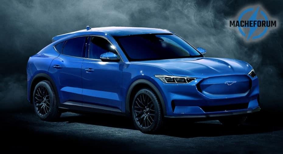 Así luciría el ADN del mítico Mustang en formato SUV: ¿Pedrada o acierto?