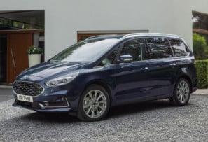 Arranca la comercialización del Ford Galaxy 2.5 Hybrid