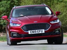El Ford Mondeo deja de venderse con motor de gasolina
