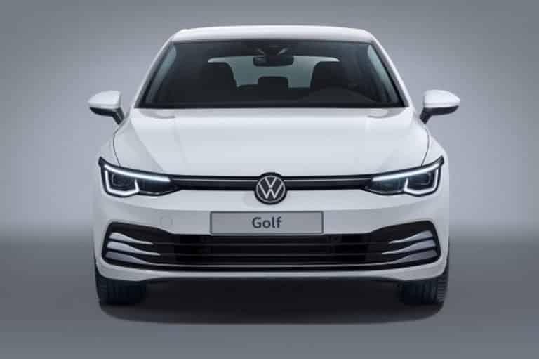 Se filtra la primera imagen del nuevo Volkswagen Golf