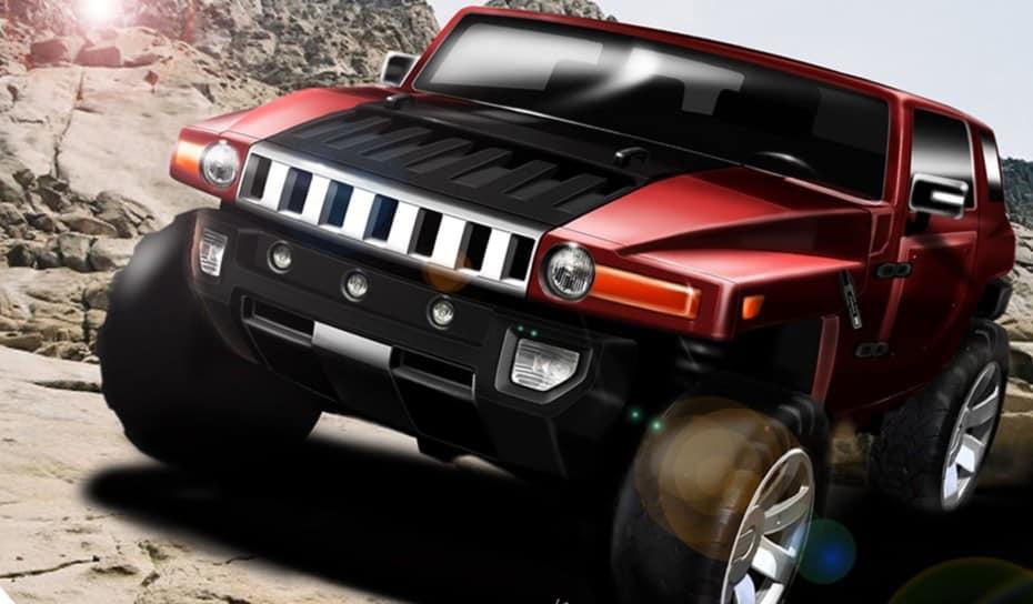 General Motors podría estar planeando el renacer de Hummer pero no como piensas…
