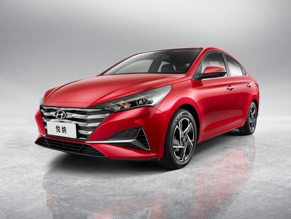 Así luce el renovado Hyundai Verna: El Accent más actual