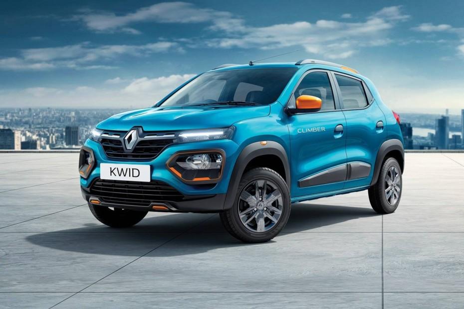 El Renault Kwid se pone al día