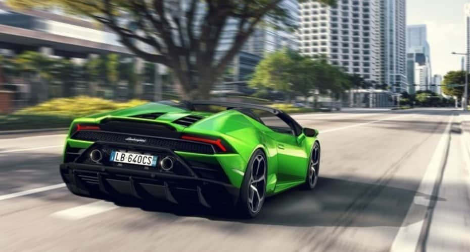 Lamborghini consigue en 5 años con el Huracan lo mismo que en 10 con el Gallardo
