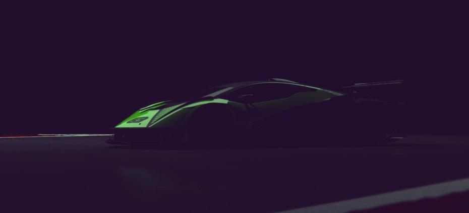 Así ruge el Lamborghini Squadra Corse V12: Un Aventador para la pista con 830 CV