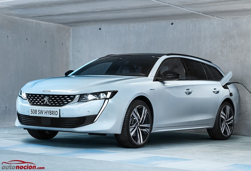 Ya a la venta el Peugeot 508 Hybrid