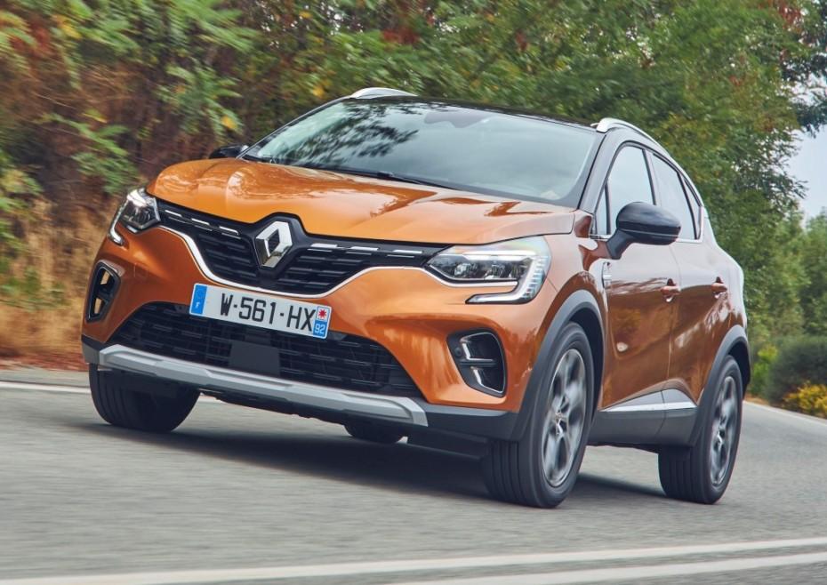 El nuevo Renault Captur ya tiene precios para Francia