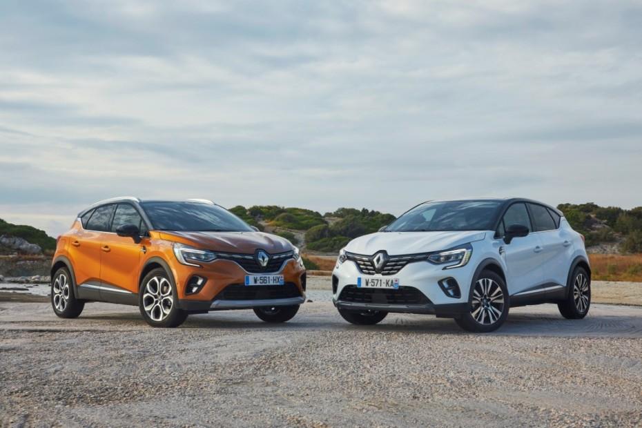 Todos los precios del nuevo Renault Captur para España