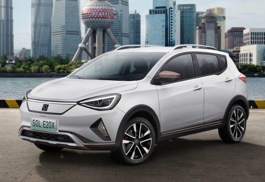 El SOL E20X ya está a la venta en China: El primer eléctrico de «SEAT»