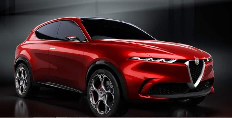 ¡Filtrado! Así es el Alfa Romeo Tonale de producción que no llegará hasta 2021
