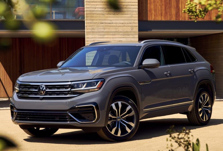 Oficial: Nuevo Volkswagen Atlas Cross Sport