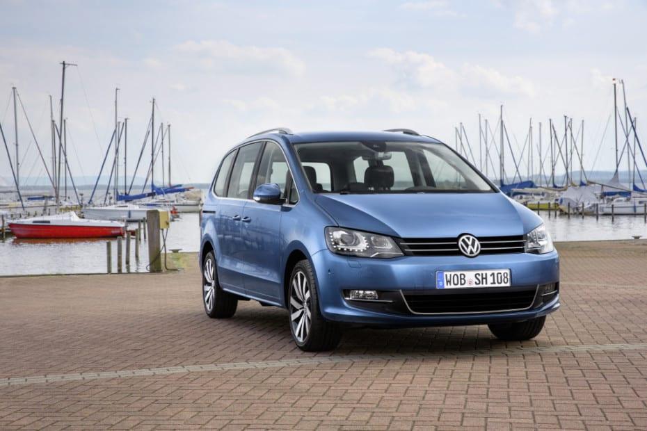 Nuevo Volkswagen Sharan «One Million»: Ya a la venta